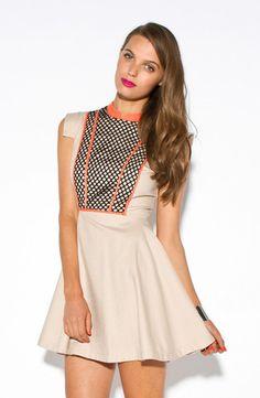 Honey Comb Dress
