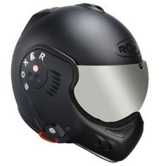 Casque Modulable Roof Boxer V8 Shadow Noir Mat