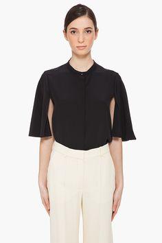 caplet blouse by Chloe