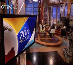 Dr. Colbert Shares Personal Story on The 700 Club