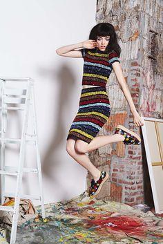Sfilata Alice + Olivia New York - Pre-collezioni Primavera Estate 2017 - Vogue