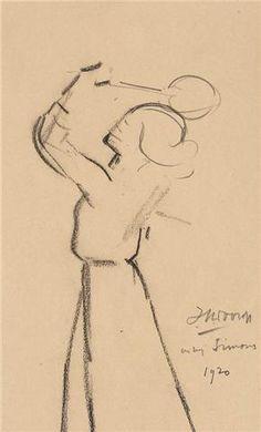 Tennis - Johannes Theodoor Jan Toorop,1920 | Studio 2000
