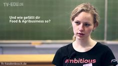 International Food and Agribusiness and der HAS Fachhochschule