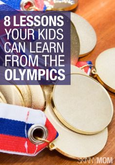 Let the kids watch the Olympics with you!