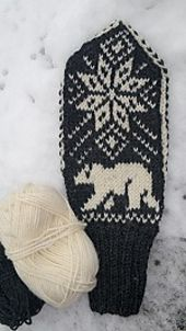 Knitted Yarn Patterns and Knitting Tutorials Knitting Daily, Knitting Yarn, Fair Isle Knitting Patterns, Knitting Magazine, Mittens, Gloves, Stitch, By, Projects