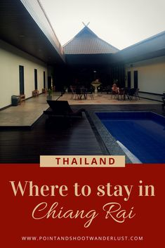 Looking for a place to stay in Chiang Rai, Thailand? Check out Mercy Hostel which has a good location and good facilities even for a hostel. Thailand Travel Tips, Asia Travel, Chiang Rai, Travel Guides, Travel Advice, Group Travel, Best Location, Hostel, Vacation Trips