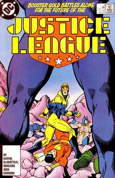 Justice League Vol 1 4 - DC Comics Database