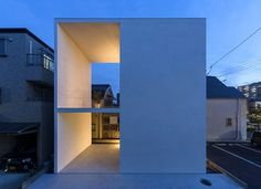 Little House with a Big Terrace is a lucid example of having large external space in small urban residence with limited site area of Tokyo. Through the process of designing this house, we tried to prove that having rich private external space was...