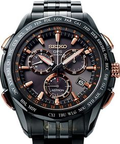 Seiko Astron GPS Solar SSE019 Limited Edition