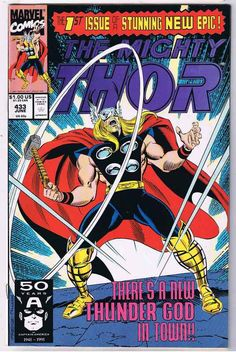 The Mighty Thor #433