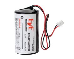 Pile pour sirène d'alarme Visonic MCS 710/720/730 (3.6V)