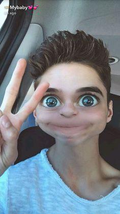 Why don't we Daniel Seavey Snapchat