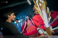 After the fabulous outdoor-shoot we had at Jaisalmer, we were all set to capture the big days of Navya & Yaswanth. The... Read More