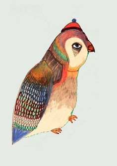Os animais estilosos de Ashley Percival