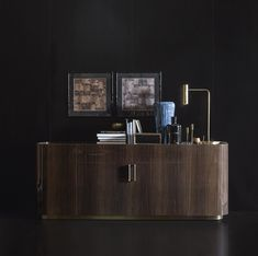 Today we present another line of limited edition by Boca do Lobo. Walnut Furniture, Luxury Furniture, Cool Furniture, Furniture Design, Modern Sideboard, Sideboard Cabinet, Cabinet Furniture, Sideboard Ideas, Contemporary Interior Design