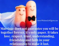 A #marriage #certificate neither makes nor #breaks a #relationship. A #couple that is #truly in #love and willing to work at that relationship does not need a #legal #document, and a legal document doesn't stop marriages from failing every day. ~ #ErinArmstrong