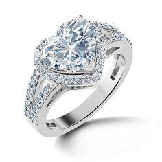 Round Cut Diamond Rings, Round Diamond Engagement Rings, Engagement Wedding Ring Sets, Beautiful Engagement Rings, Perfect Engagement Ring, Diamond Wedding Bands, Beautiful Rings, Solitaire Rings, Wedding Rings