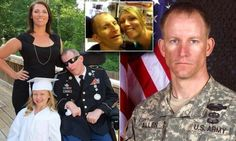 HERO MY @s s: Wife of Paralyzed Soldier Who Risked Life to Save Bergdahl Is Furious