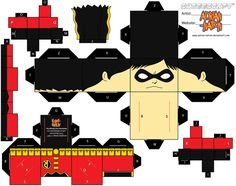 Superhero Printables free - designed for kids birthday parties - lots of great ideas