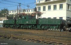 37E2 1549 Fushun coal mine. 18th October 2003