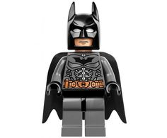 Minifiguras LEGO de Batman: The Dark Knight Rises