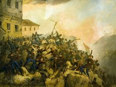 The siege of Buda. Hungary History, Austrian Empire, The Siege, Austro Hungarian, Military History, Battle, War, Painting, Fingers