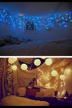 Kids room with lights