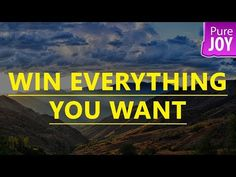 Abraham Hicks Win Everything You Want! - YouTube