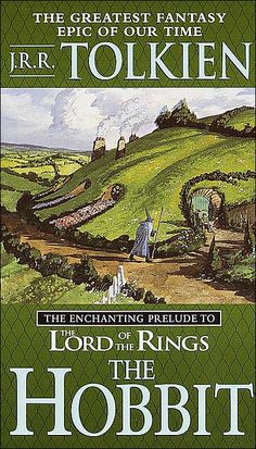 The Hobbit, JRR Tolkien