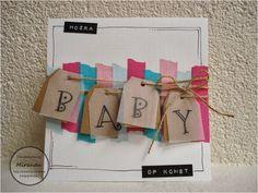 Miranda's Creaties - Themadag #18: Baby tags