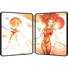 Buy Barbarella - Limited Edition Steelbook from Zavvi, the home of pop culture. Take advantage of great prices on Blu-ray, merchandise, games, clothing and more! Barbarella, Lost In Space, Jane Fonda, Pop Culture, Disney Characters, Fictional Characters, Adventure, Painting, Image