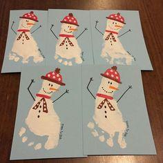 Diy Christmas Cards, Christmas Crafts For Kids, Christmas Holidays, Diy Cards And Envelopes, Cards Diy, Art For Kids, Advent Calendar, Halloween, Holiday Decor