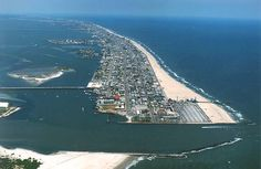 Ocean City, Maryland. we used to go there for the weekends when I lived in Salisbury. fond fond memories of Thrashers and putt putt.