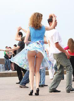 Riverdance girls upskirts