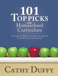 "101 Top Picks for #Homeschool Curriculum by Cathy Duffy - review by Annie Kate. ""One book I always recommend to new homeschooling moms"""