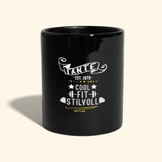 TANTE COOL FIT STILVOLL JAHRGANG 1978 | Accessoires | TANTE GEBURTSTAG Tante Geburtstag #tante #geburtstag #Jahrgang #1978 #jung #fit #stilvolle Shot Glass, Cool Stuff, Tableware, Fitness, Gifts For Aunts, Birthday, Cool Things, Dinnerware, Dishes