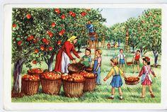 učebnice a naučné : ŽIVÁ ABECEDA ‒ Čížek, Baumruck, Karel Retro, Painting, Historia, Tree Structure, Nostalgia, Painting Art, Paintings, Retro Illustration, Painted Canvas