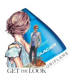 """""""Glacier by Oriflame"""" by consultantori on Polyvore"""