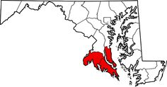 Southern Maryland ♥ Part of my heart will always be there...