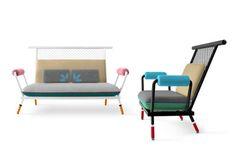 O arquiteto e designer paranaense Paulo Kobylka, do Studio Paulo Kobylka, lançou a poltrona PK6 e o sofá PK7, feitas de tubo industrial e tela ondulada, materiais coadjuvantes em projetos de arquitetura. Produzidos artesanalmente e com pegada industrial e super divertida, as peças esbanjam charme e são super versáteis.  A pintura automotiva oferece 8 opções de cores e garante o acabamento brilhante e impermeável. http://www.paulokobylka.com.br/