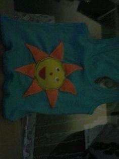 Bolso sol camiseta