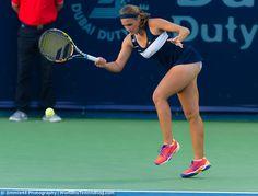 Monica Puig looking where the shot will land Monica Puig, Wta Tennis, Sport Tennis, New Girl, Tennis Match, Badminton Match, Tennis World, Beautiful Athletes, Tennis Players Female