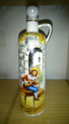botella de coñac