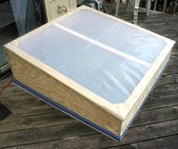 Do-It-Yourself Instructions for an Easy-to-Make Cold Frame
