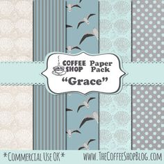 Wednesday's Guest Freebies ~ The Coffee Shop Blog ✿ Join 6,600 others. Follow the Free Digital Scrapbook board for daily freebies. Visit GrannyEnchanted.Com for thousands of digital scrapbook freebies. ✿