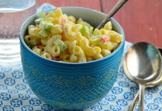 The only Macaroni Salad you'll need.