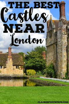 Six of the Best Castles Near London Day Trips From London, Things To Do In London, London With Kids, Castles To Visit, Best Cruise, London Calling, Ireland Travel, London Travel, Historical Sites