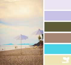 Interesting tonal complements in this color palette for a high Innovation value. #VoiceValues | beached hues via Design-Seeds | commentary via The Voice Bureau at AbbyKerr.com