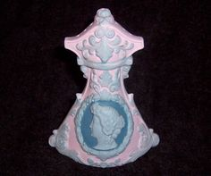 Schafer and Vater Antique Cameo Hat Pin Holder