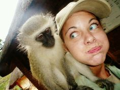 Volunteer Work with Vervet Monkeys at Bambelela Wildlife Sanctuary in South Africa | Hands-On Wildlife Experience